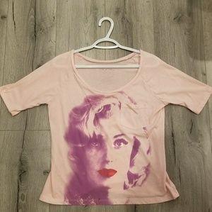 Tops - Marilyn Monroe t-shirt